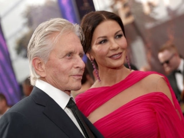 Catherine Zeta-Jones Weighs in on Stepson Cameron Douglas' New, 'at Times Terrifying' Book