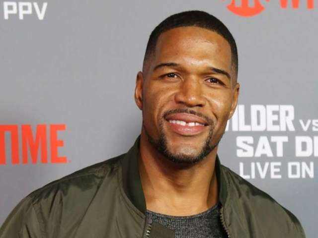 Michael Strahan: His Journey From New York Giants Great to 'Good Morning America' Personality