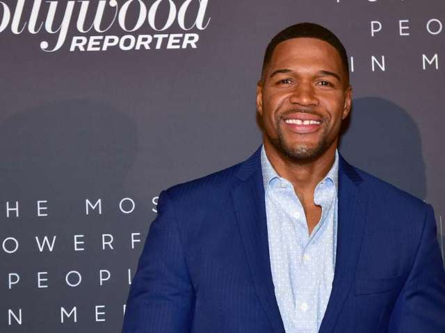 Michael Strahan Posts Rare Selfie With His Daughter on Instagram