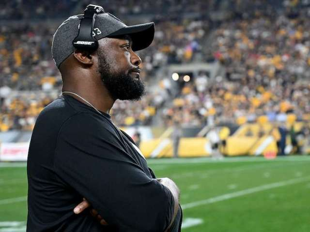 Steelers Coach Mike Tomlin Speaks out About Redskins Trade Rumors