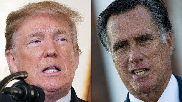 mitt-romney-donald-trump-getty