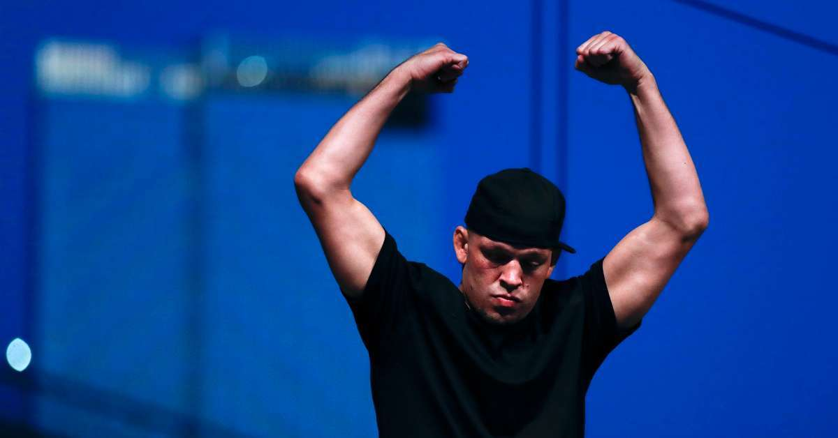 Nate Diaz Jorge Masvidal UFC 244 still scheduled drug test announcement