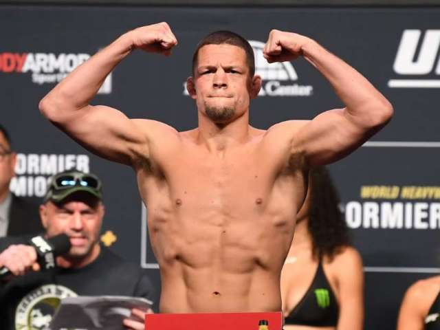 Nate Diaz Pulls out of UFC 244 Main Event With Jorge Masvidal Amid Dispute Over Drug Test