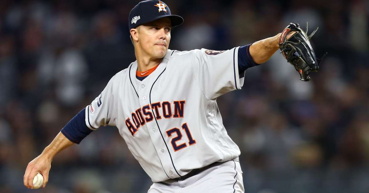 New York Yankees fan ejected taunting Houston Astros Zack Grenkie