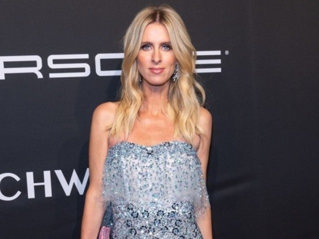Nicky Hilton Reemerges at Angel Ball in New York City and Sparkles in Sequined Dress