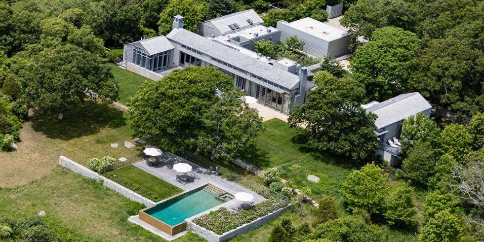 Obama Vacation Home Arial View 2