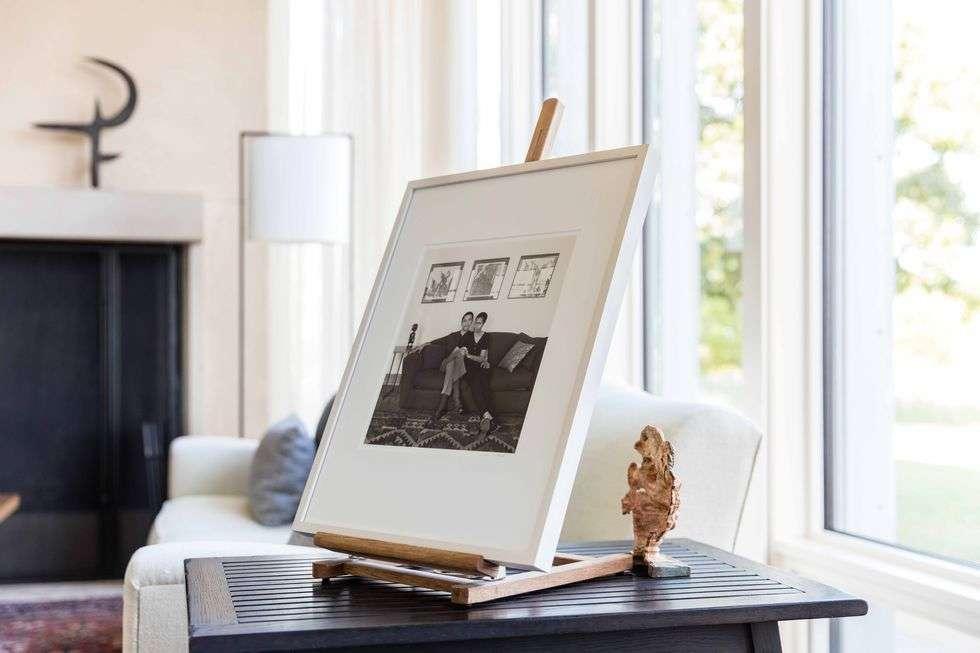 Obama Vacation Home POTUS portrait