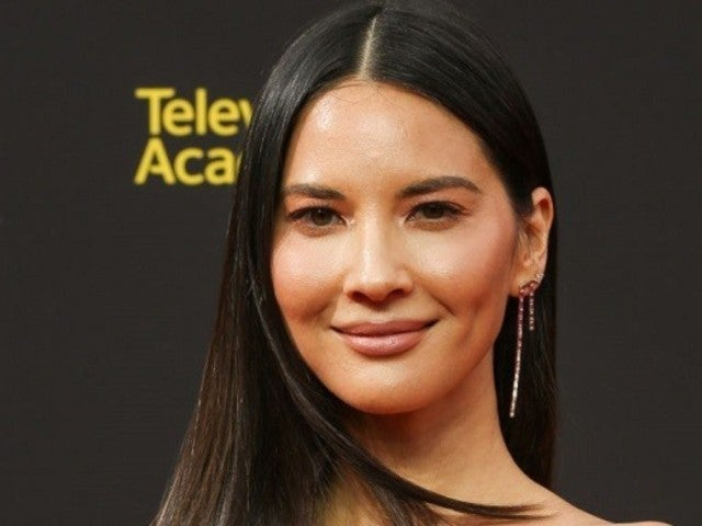 Olivia Munn Sends Love to 'Jeopardy!' Host Alex Trebek After Choking up On-Air