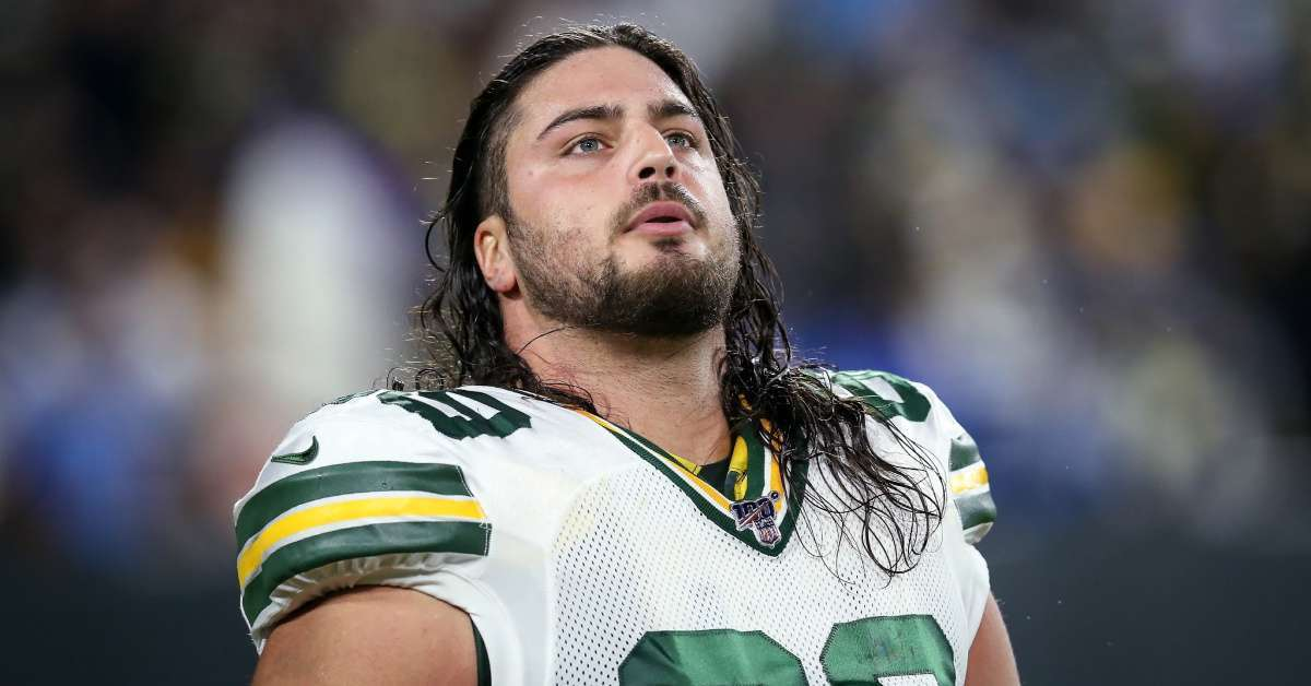 Packers David Bakhtiari tipped refs possible penalties Lions