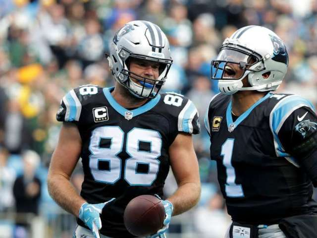Panthers TE Greg Olsen Weighs in on Cam Newton's NFL Future: 'Don't Bet Against Cam'