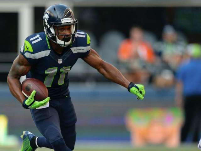 Former WR Percy Harvin Says He Was High in Every NFL Game