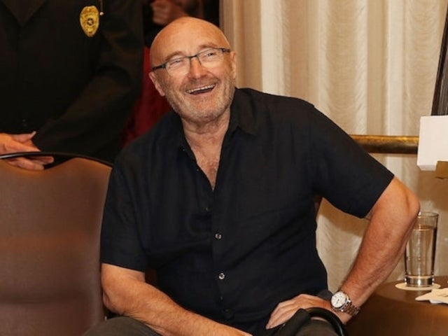Phil Collins' Instagram Posts Throwback Photo Amid Health Concerns