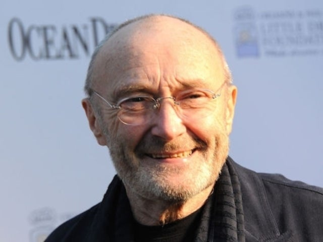 Phil Collins Looks Frail in Wheelchair Day Before Falling Onstage
