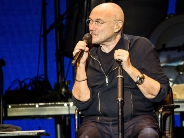Phil Collins Offers Brief Health Update at Concert Amid Wellness Concerns