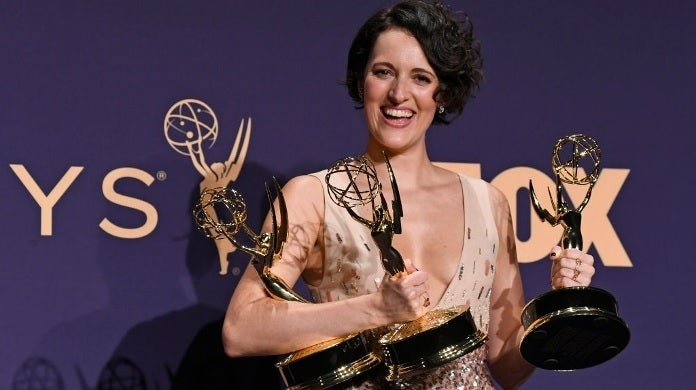 phoebe waller bridge getty images emmys