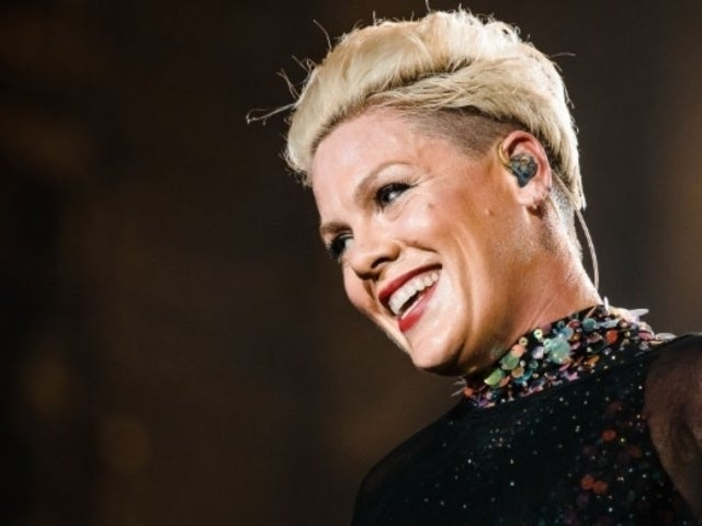 Pink Was Really High While Shooting 'There You Go' Video, Admits She Smoked a Ton of Weed