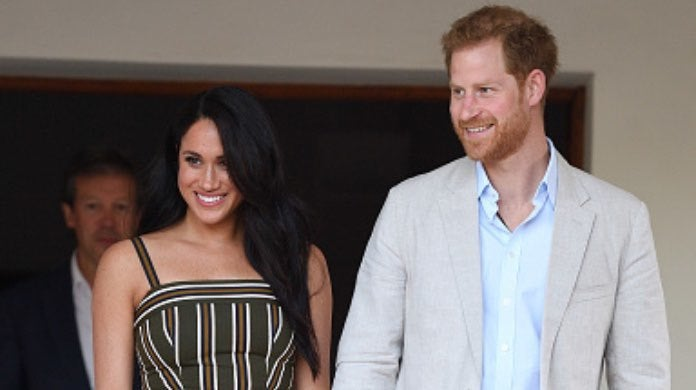 Prince Harry and Meghan Markle-2