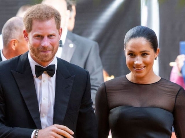 Meghan Markle Reveals Her Nickname for Prince Harry
