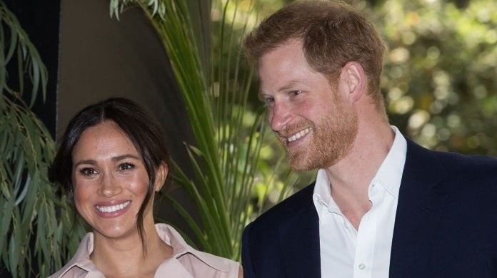 prince harry meghan markle south africa getty images