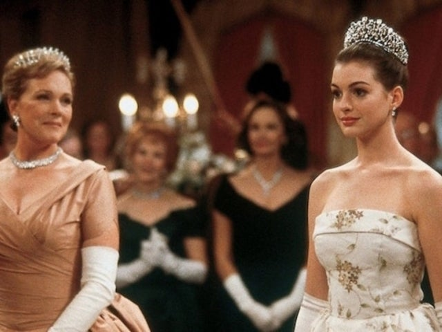 Julie Andrews Addresses 'Princess Diaries 3' Speculation
