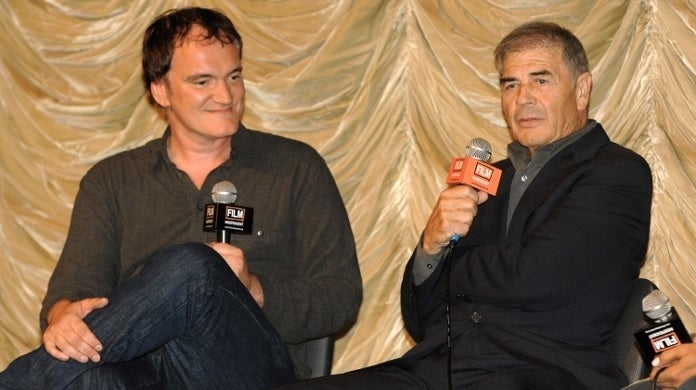 quentin tarantino robert forster getty images