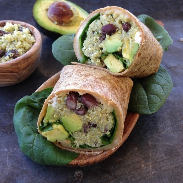 quinoa-wrap-with-black-beans-feta-and-avocado-640x640