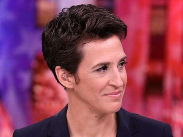 Watch Rachel Maddow Confront Her NBC News Bosses Live on Air