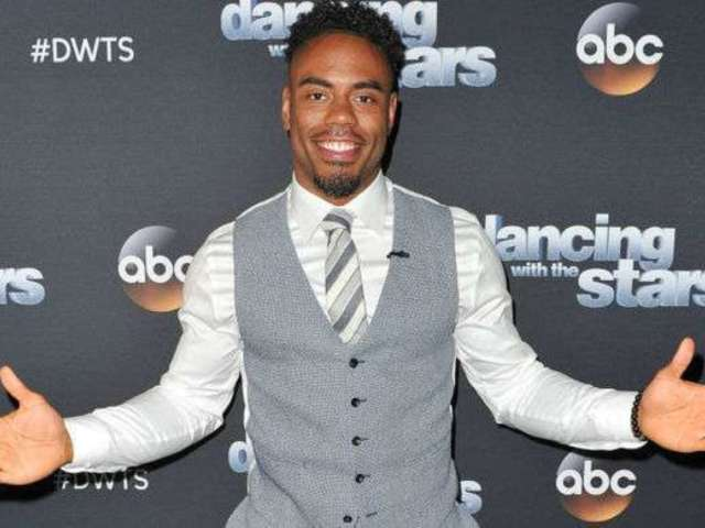 'Dancing With the Stars': Rashad Jennings Returns to Perform in Ray Lewis' Place After Injury