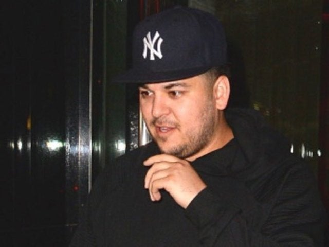 Rob Kardashian Reportedly 'Feels Better' About Himself Following Dramatic Weight Loss Transformation