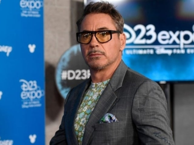 Robert Downey Jr. Involved in Minor Altercation Just Before Howard Stern Interview