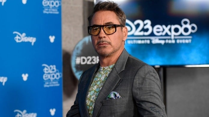 robert downey jr getty images