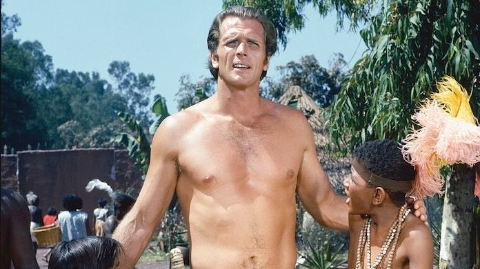 ron-ely-tarzan_getty-Silver Screen Collection : Contributor