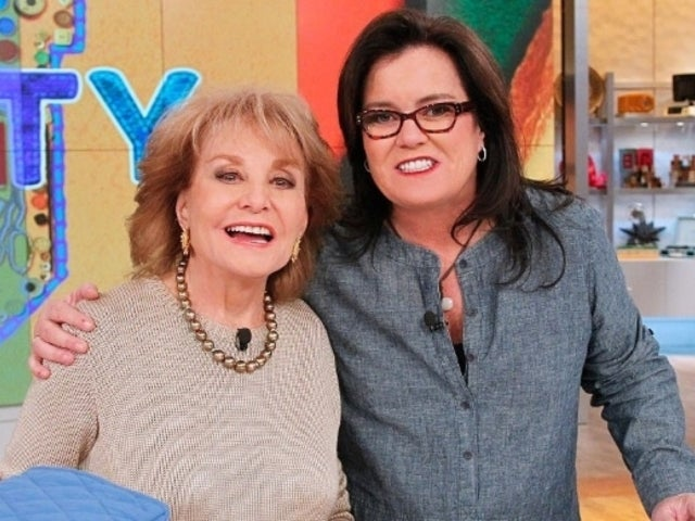 Rosie O'Donnell Reveals Former 'View' Host Barbara Walters Isn't 'up to Speaking to People' Right Now