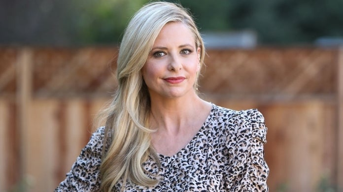 sarah michelle gellar getty images