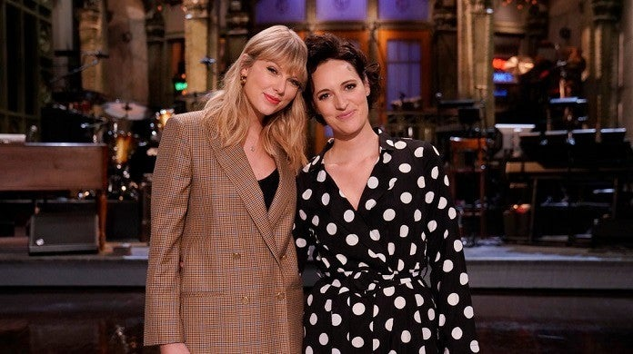 saturday-night-live-taylor-swift-phoebe-waller-bridge-nbc