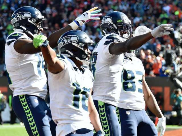 Seahawks Channel NSYNC for Epic Touchdown Celebration Dance, and Fans Are Loving It
