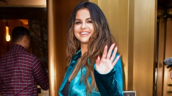 selena gomez nyc getty images