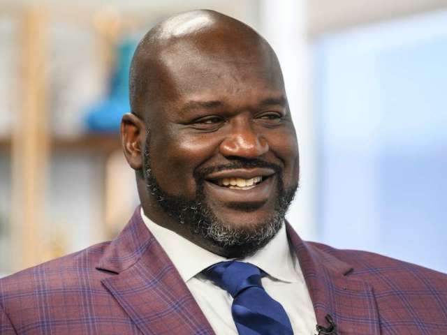 Shaq Shows Support for Rockets GM Daryl Morey's Tweet About Hong Kong