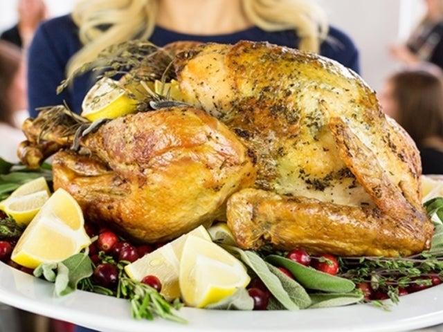 Classic Thanksgiving Menu Made Healthy