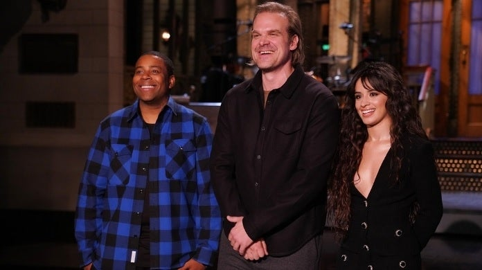 snl david harbour camila cabello nbc