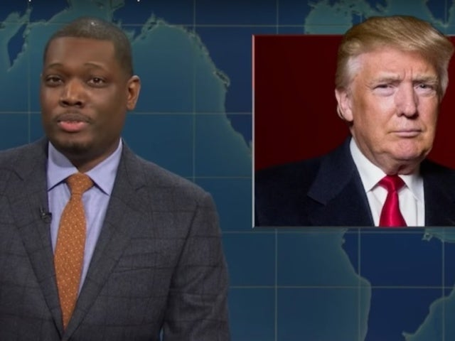 'SNL' Rails Against Donald Trump's Impeachment Defense During 'Weekend Update'