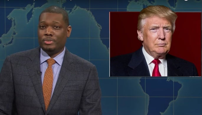 snl-weekend-update-michael-che-donald-trump-saturday-night-live-NBC