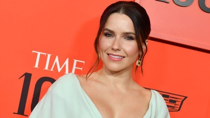 sophia bush time getty images 2019