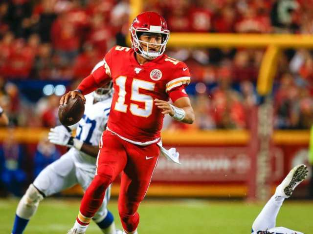 'Sunday Night Football': Officials Overturn Colts Interception During Chiefs Game, and Social Media Vents Frustration