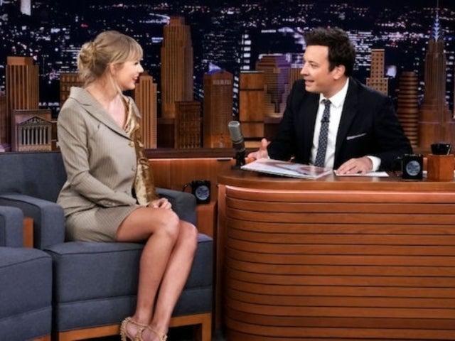 Taylor Swift's Post-Surgery Banana Video Goes Viral