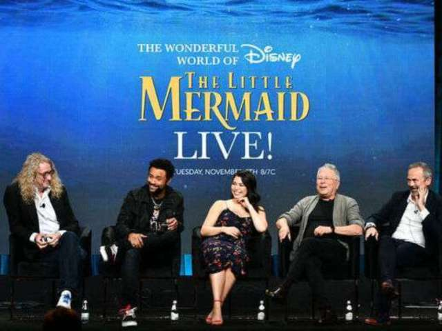 ABC Shares First Look at 'Little Mermaid Live' With Special Teaser