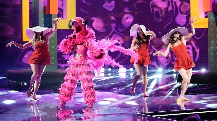 the-masked-singer-flamingo-dancers-fox-michael-becker