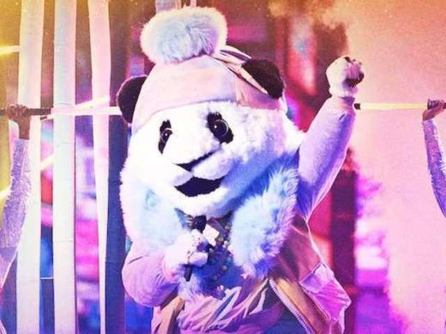 'Masked Singer' Unmasks Its Third Celebrity, the Panda