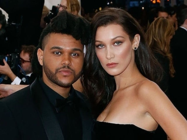 Bella Hadid and The Weeknd Reportedly Back Together