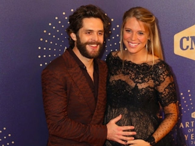 Thomas Rhett Is Completely at Peace Ahead of Birth of Third Child